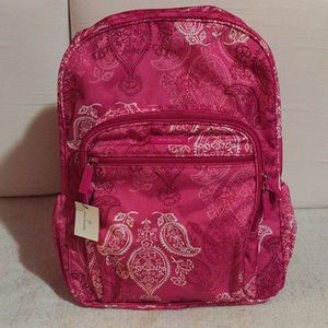 🆕 Vera Bradley Lighten Up Campus Backpack